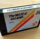 Videojuegos y Consolas: CARTUCHO JUEGO MSX MSX2 THE MAZE OF GALIOUS KONAMI 1987 KNIGHTMARE 2 FUNCIONANDO PERFECTO. Lote 160918738