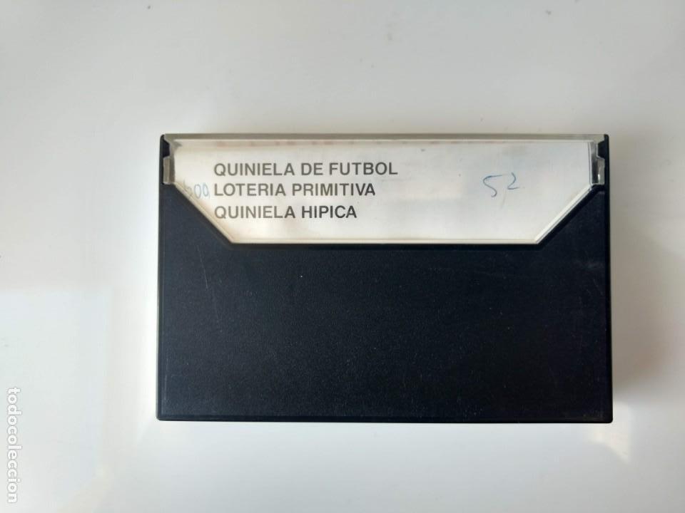 Videojuegos y Consolas: JUEGO MSX - LOAD 'N' RUN ESPECIAL APUESTAS - Foto 2 - 162282750