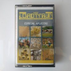 Videojuegos y Consolas: JUEGO MSX - LOAD 'N' RUN ESPECIAL APUESTAS. Lote 162282750