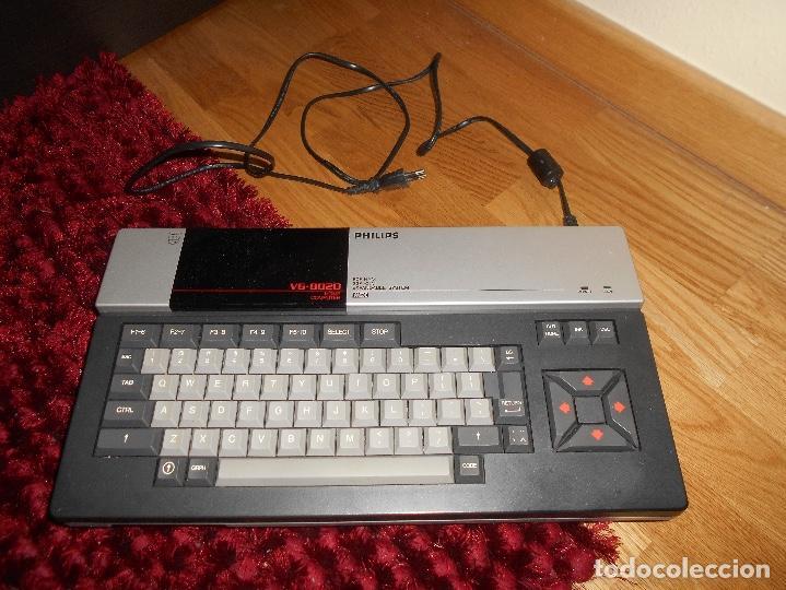Videojuegos y Consolas: Ordenador Consola MSX Philips VG8020 VG 8020 Completo con Caja Y MALETIN CON JUEGOS - Foto 3 - 164198322