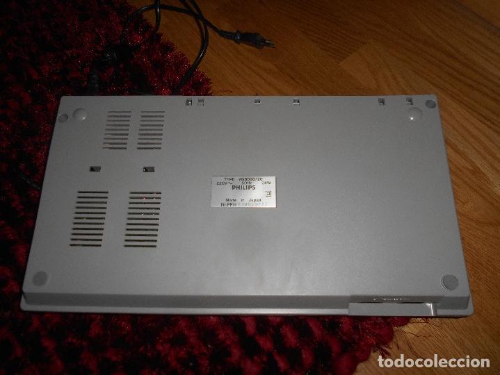Videojuegos y Consolas: Ordenador Consola MSX Philips VG8020 VG 8020 Completo con Caja Y MALETIN CON JUEGOS - Foto 6 - 164198322