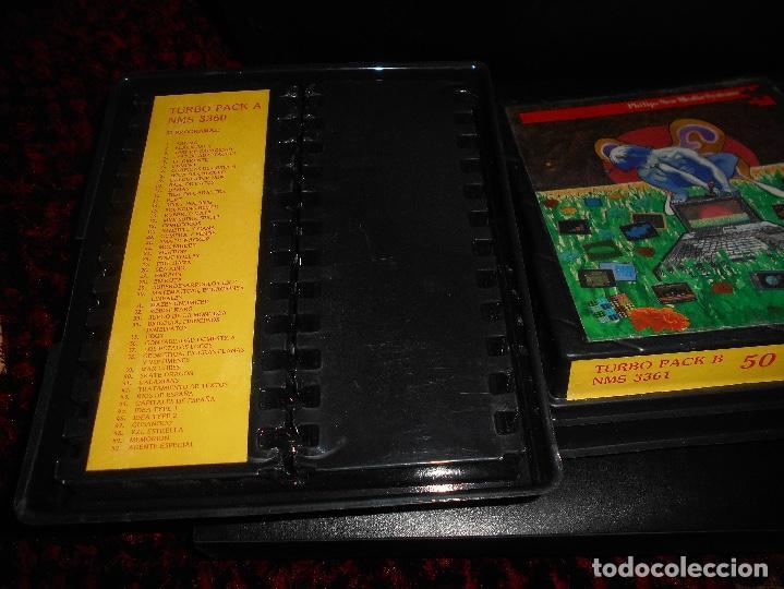 Videojuegos y Consolas: Ordenador Consola MSX Philips VG8020 VG 8020 Completo con Caja Y MALETIN CON JUEGOS - Foto 17 - 164198322