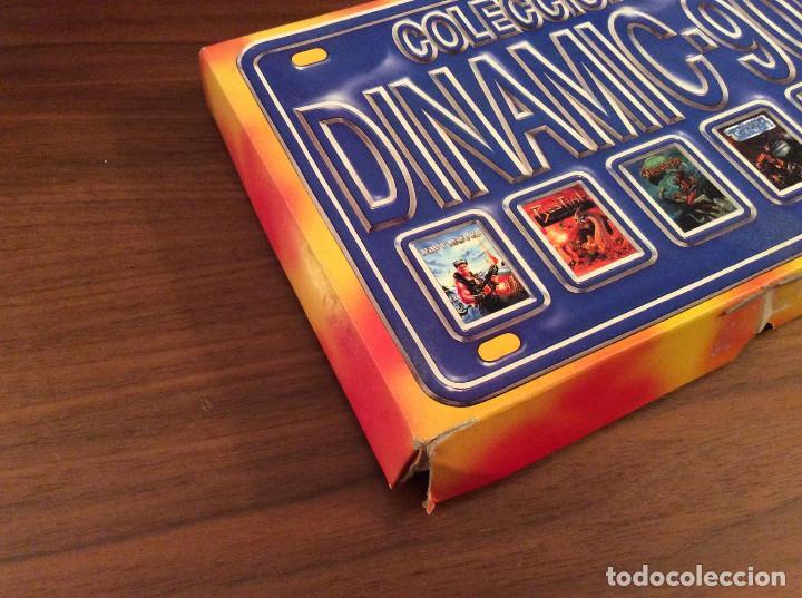 Videojuegos y Consolas: Coleccion Dinamic 90 / Dinamic Software 1989 MSX Navy Moves,Bestial Warrior,Comando Tracer, Aspar,.. - Foto 5 - 165771142
