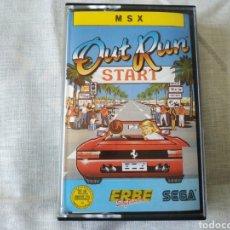 Videojuegos y Consolas: OUT RUN START MSX. Lote 166042861