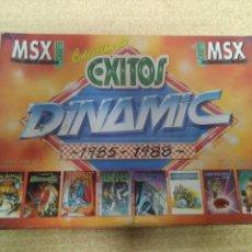 Videojuegos y Consolas: JUEGO MAX ÉXITOS DINAMIC 1985-1988. Lote 166962608
