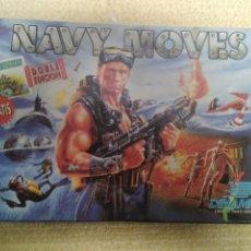 Videojuegos y Consolas: JUEGO MSX NAVY MOVES. Lote 166962812