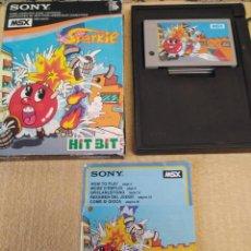 Videojuegos y Consolas: JUEGO MSX SPARKIE SONY. Lote 166963444