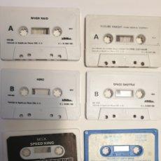 Videojuegos y Consolas: LOTE 8 JUEGOS MSX. Lote 167873477