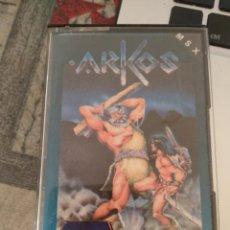 Videojuegos y Consolas: ARKOS [ZIGURAT] 1987. Lote 168352968