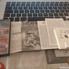 Videojuegos y Consolas: PARIS DAKAR CON MANUALES. Lote 168355096