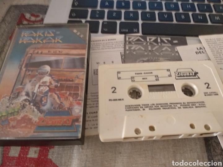 Videojuegos y Consolas: PARIS DAKAR con manuales - Foto 2 - 168355096