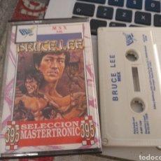 Videojuegos y Consolas: BRUCE LEE MSX. Lote 168355704