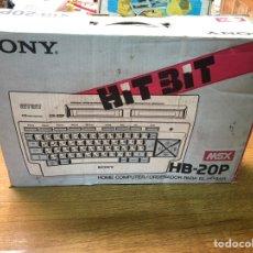 Videojuegos y Consolas: MSX HIT BIT HB-20P EN CAJA. Lote 169569266