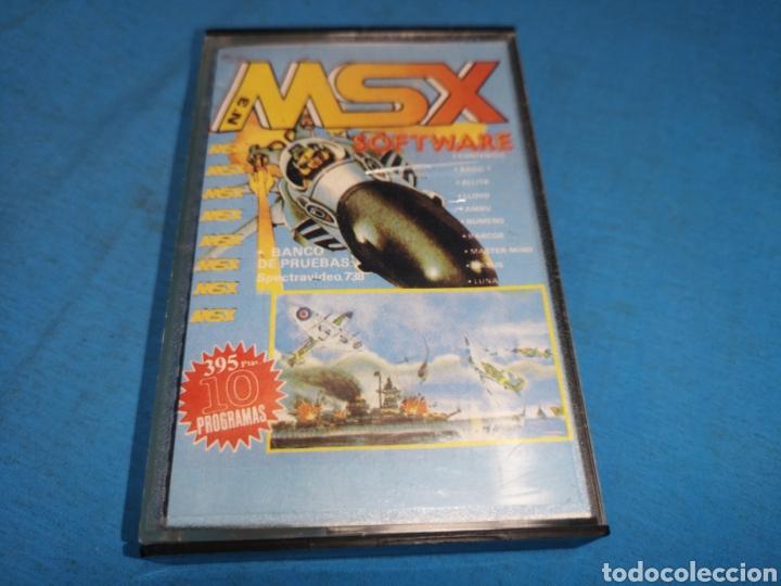 Videojuegos y Consolas: Msx software numero 3 - Foto 2 - 171130828
