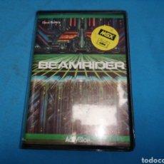 Videojuegos y Consolas: MSX BEAMRIDER, CINTA DE CASSETTE, ACTIVISION. Lote 171132104