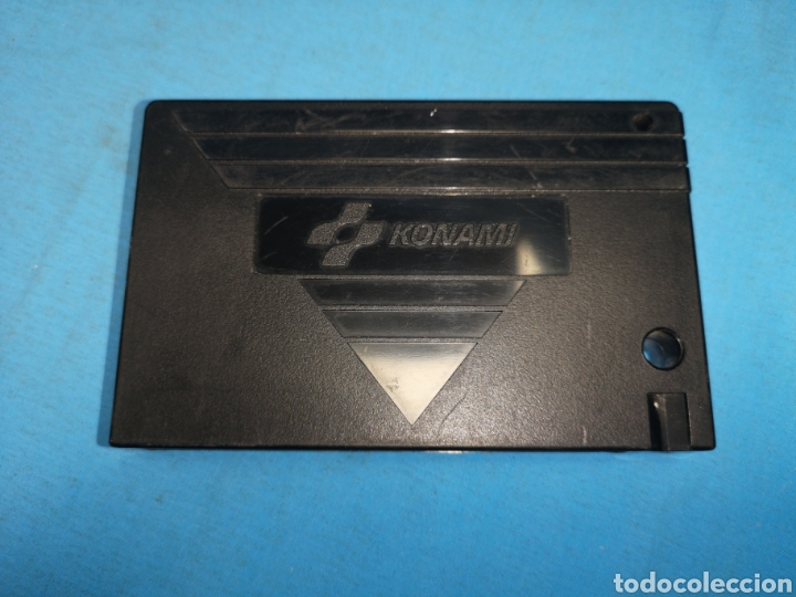 Videojuegos y Consolas: Juego cartucho Konami, konamis boxing 1985 rc736, msx - Foto 3 - 171132662