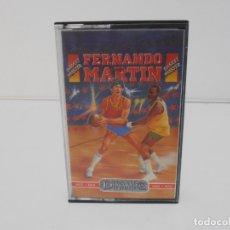 Videojuegos y Consolas: JUEGO MSX, FERNANDO MARTIN, CINTA, DINAMIC. Lote 171588632