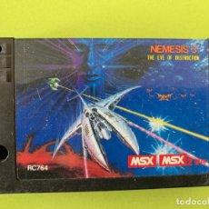Videojuegos y Consolas: CARTUCHO KONAMI NEMESIS 3. Lote 171695765