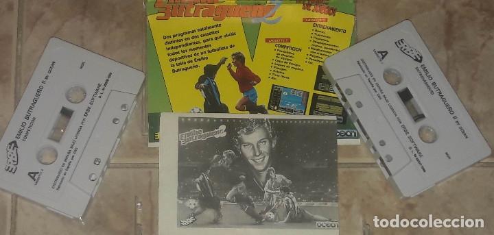 Videojuegos y Consolas: EMILIO BUTRAGUEÑO 2 MSX SERIE 5 OCEAN ERBE - Foto 2 - 217185650