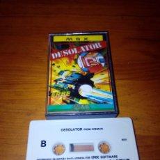 Videojuegos y Consolas: MSX. DESOLATOR. . Lote 173146974