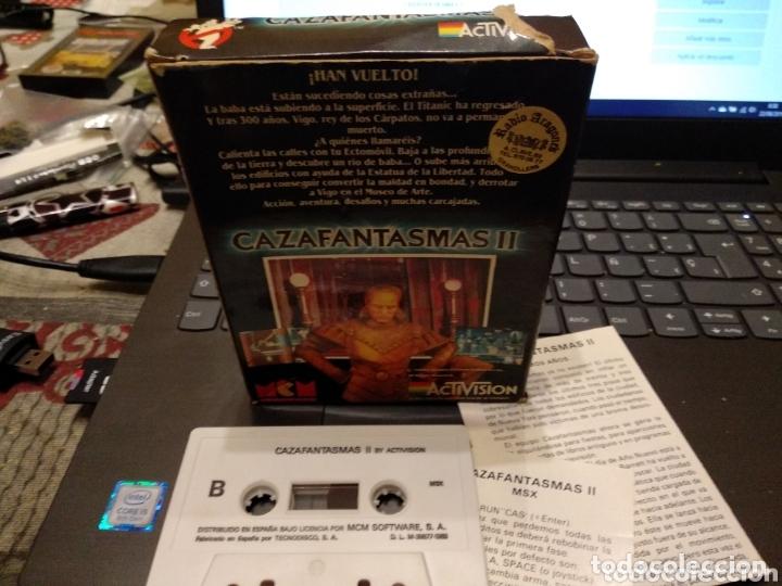 Videojuegos y Consolas: CAZAFANTASMAS 2 - Foto 3 - 174270752