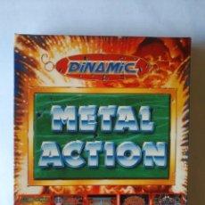 Videojuegos y Consolas: METAL ACTION AFTER WAR AMC FREDDY AVENTURA ORIGINAL SATAN. Lote 175866464