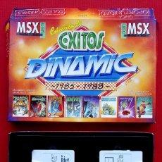 Videojuegos y Consolas: EXITOS DINAMIC. 1985 - 1988. MSX. . Lote 175936130