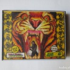 Videojuegos y Consolas: JUEGO EN CINTA MSX - THE WAY OF THE TIGER, DOBLE, COMPLETO, GREMLIN GRAPHICS. Lote 176471618