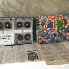 Videojuegos y Consolas: PACK DINAMIC 5 ANIVERSARIO MSX. Lote 176472114