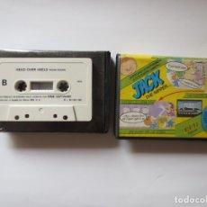 Videojuegos y Consolas: JUEGOS EN CINTA MSX - HEAR OVER HEELS Y JACK THE NIPPER. Lote 176479639