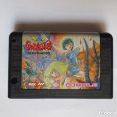 Videojuegos y Consolas: JUEGO CARTUCHO MSX GOLVELLIUS. Lote 176480654