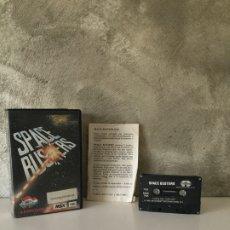 Videojuegos y Consolas: JUEGO SPACE BUSTERS MSX VERSIÓN ESPAÑOLA EN CAJA GRANDE. Lote 176485285
