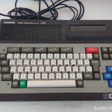 Videojuegos y Consolas: ORDENADOR/HOME COMPUTER MSX TOSHIBA HX-10 E 64K.. Lote 176669054