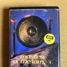 Videojuegos y Consolas: JUEGO MSX - MASTER OF LAMPS. ACTIVISION. Lote 178250646