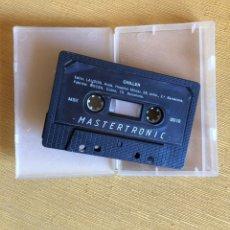 Videojuegos y Consolas: MSX JUEGO. CHILLER. CASETTE. Lote 178381318