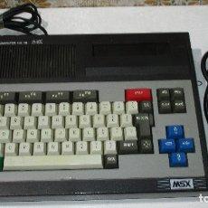Videojuegos y Consolas: ORDENADOR TOSHIBA HX-10 E 64K MSX. Lote 179030307