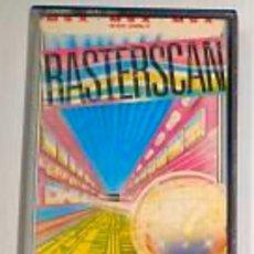 Videojuegos y Consolas: RASTERSCAN [MASTERTRONIC] [MSX]. Lote 43342853