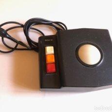 Videojuegos y Consolas: MSX TRACK-BALL. (RATÓN) MODEL Nº GB-7 SONY. Lote 180113883