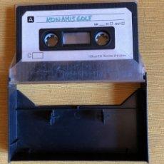 Videojuegos y Consolas: MSX JUEGO GOLF. KOMANI. CASETTE.. Lote 180144997