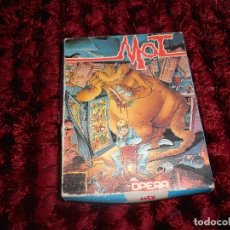 Videojuegos y Consolas: ANTIGUO JUEGO MSX MOT OPERA SOFT. Lote 181432501