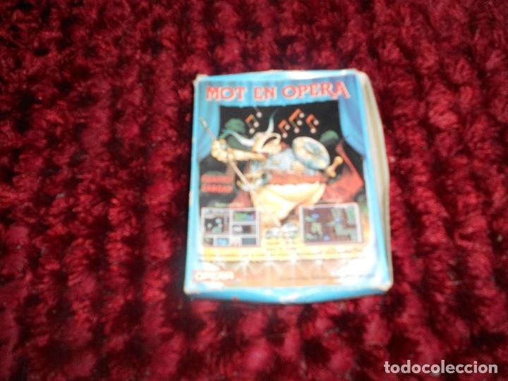 Videojuegos y Consolas: ANTIGUO JUEGO MSX MOT OPERA SOFT - Foto 2 - 181432501