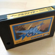 Videojuegos y Consolas: JUEGO CARTUCHO MSX MSX2 EAGLE FIGHTER CASIO 1985 MUY BUEN ESTADO FUNCIONANDO PERFECTAMENTE. Lote 181466368