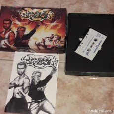 Videojuegos y Consolas: JUEGO MSX DOUBLE DRAGON CON MANUAL MELBOURNE HOUSE . Lote 181879871