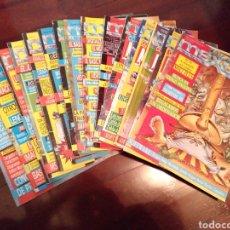 Videojuegos y Consolas: LOTE 15 REVISTAS MSX CLUB EN BUEN ESTADO. Lote 182842272