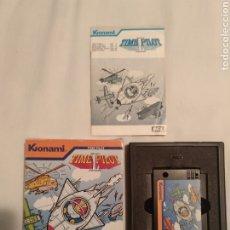Videojuegos y Consolas: KONAMI TIME PILOT JUEGO MSX. Lote 183524343