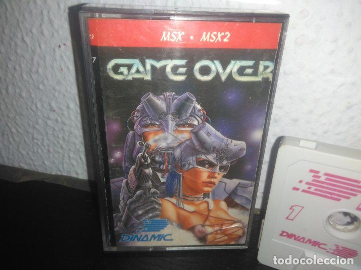 Videojuegos y Consolas: Juego Game over msx - Foto 2 - 183692815