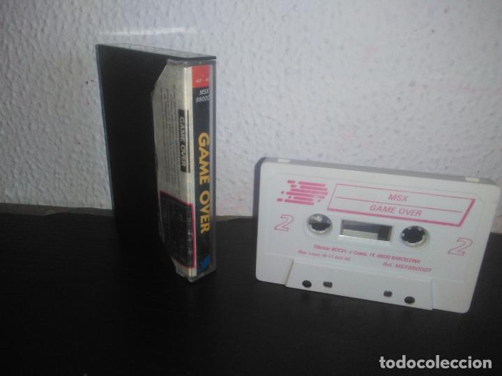 Videojuegos y Consolas: Juego Game over msx - Foto 3 - 183692815