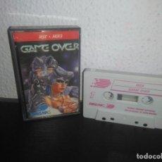 Videojuegos y Consolas: JUEGO GAME OVER MSX. Lote 183692815
