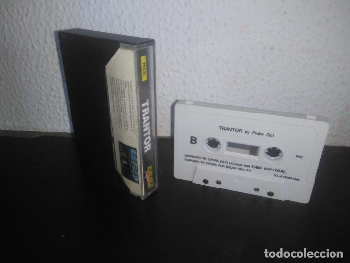 Videojuegos y Consolas: Juego Trantor msx - Foto 2 - 183694426