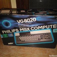 Videojuegos y Consolas: MSX PHILIPS 8020. Lote 184808545